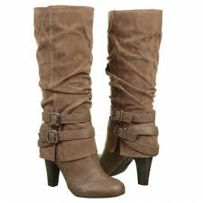 womens boots for fall our topped pinned boot this month fergalicious s cruel