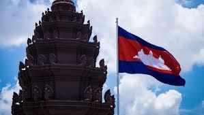 Cambodia Flag Cambodia U0027s Dying Democracy
