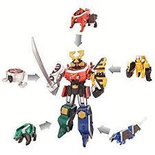 power rangers samurai deluxe megazord amazon uk toys u0026 games