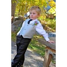 boys light blue dress pants pants silver vest boys sizes 1 14