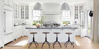 White Modern Kitchen Ideas Kitchen Renovation Guide Kitchen Design Ideas Architectural Digest