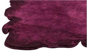 Lilac Area Rug by Mat Vintage Jalwa 2 Area Rug Purple