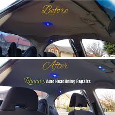 Car Roof Interior Repair Reece U0027s Auto Headlining Repairs Home Facebook