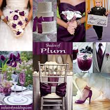 plum wedding 10 awesome wedding colors you t thought of exclusively