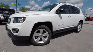 jeep crossover 2016 pre owned 2016 jeep compass sport 4d sport utility in st charles