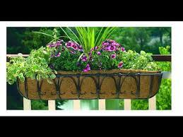 cobraco 36 in kingston horse trough metal planter youtube