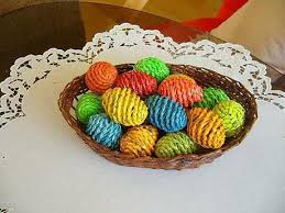 paper easter eggs diy woven paper easter eggs