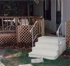 Handrails For Outdoor Steps Concrete Steps Precast Concrete Steps Centry Steps