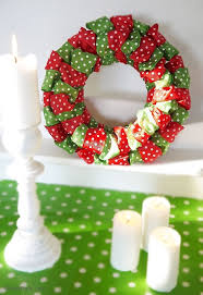 Diy Christmas Decorations For Your Room Best 25 Christmas Ribbon Ideas On Pinterest Christmas Ribbon