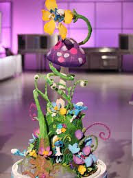 the winning creations from cake wars season 4 cake wars food