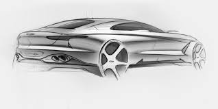 supercar drawing genesis supercar a possibility but not for now schreyer