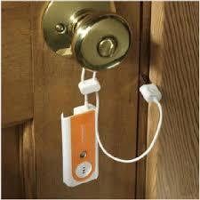 Interior Door Alarms Portable Door Locks Travel Door Lock