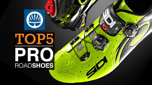 bike footwear top 5 pro road shoes youtube