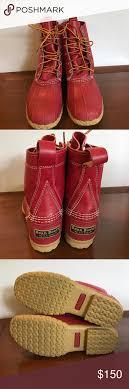 s bean boots size 9 ll bean s bean boots size 9 m euc bean boots