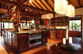 tropical kitchen minimalist home tropical kitchen design picture house kitchens