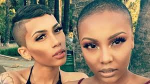 Short Shaved Hairstyles For Girls by Buzz Cut For Black Women Bald Haircut For Black Women Short