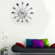 compare prices on large kitchen wall clocks online shopping buy