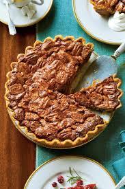 paula deen thanksgiving pecan pie classic pecan pie recipes southern living