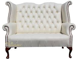 high back sofa chesterfield newby 2 seater high back wing chair sofa