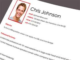 create a professional resume resume templates