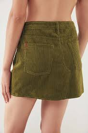 corduroy skirt bdg frayed corduroy mini skirt outfitters