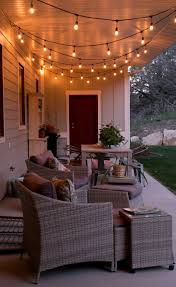 Patio Cafe Lights by Backyard Entertaining 5 Steps To Patio Perfect Lindsay Hill