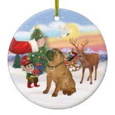 shar pei ornaments keepsake ornaments zazzle