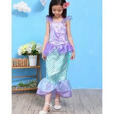 Mermaid Halloween Costumes Baby Aliexpress Buy Mermaid Costume Kids Girls Mermaid