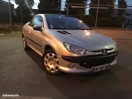 peugeot 206 sport used peugeot 206 cc 1 6 your second hand cars ads