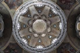cupola di san lorenzo torino cupola a stella real chiesa di san lorenzo guarino guarini