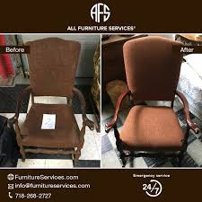 Rocking Chair Seat Repair Antique Arm Chair Spring Web Strap Padding Repair Restoration
