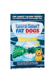 natural balance fat dogs dog food 28 pounds natural