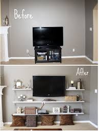 diy home decor ideas living room get beachy waves today you you want to tv stands shelves