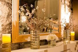 Gold Tall Vases Gold Mercury Glass Vase Paint Mercury Glass Vase U2013 Home Design