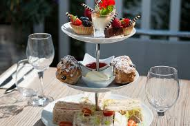 riverside afternoon tea for two with bubbly in oxford lastminute com