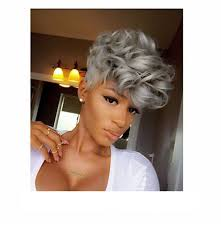 black women short grey hair the best short hair ideas for black women short hairstyles