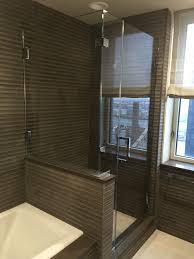 Manhattan Shower Doors by Glass U0026 Mirror Fabrication Manhattan Shade U0026 Glass U2014 Manhattan