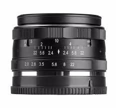 Aliexpress Com Buy 50mm F2 0 Aperture Manual Focus Lens Aps C