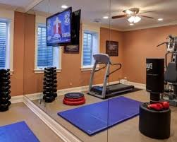 Decorating Home Gym 18 Best Home Gym Images On Pinterest Basement Ideas Basement