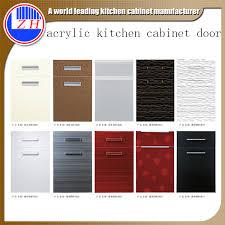 Kitchen Cabinet Door Materials Mdf Plywood Acrylic Board For Kitchen Cabinet Door With Best Price