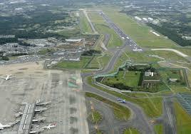 Narita Airport Map Narita U0027s Second Runway Marks 10 Contentious Years The Japan Times