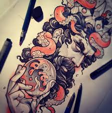 20 amazing tattoo sketches that will blow your mind antsmagazine