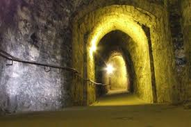 dover castle subterranean history dover castle tunnels