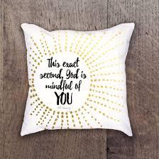 this exact second decorative pillow al carraway home decor line