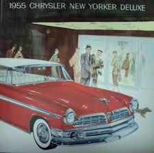 chrysler new yorker deluxe sale brochure newport st regis town