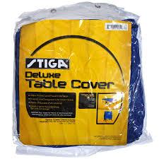 stiga deluxe table tennis table cover stiga deluxe table tennis table cover t1585 table covers and
