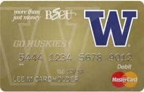 free debit cards becu alumni