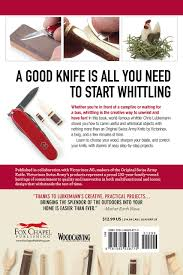 victorinox swiss army knife book of whittling 43 easy projects