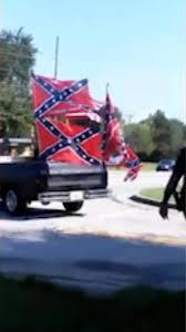 Battle Flag Of The Confederacy Confederate Flag Wavers Crash Black Child U0027s Birthday Party Ny