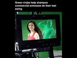 Green Man Meme - green man finds a job blowing hair for commercials
